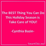 Holidays Take Care of You