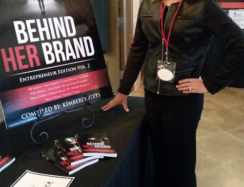Behind Her Brand Book Launch